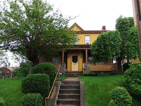 211 Penn Ave, Mount Oliver, PA 15210