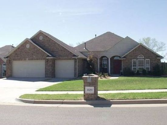 1620 NW 159th St, Edmond, OK 73013