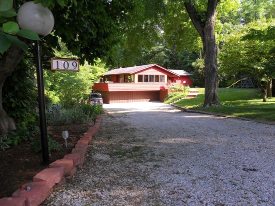 109 Allendale Ln, Terre Haute, IN 47802