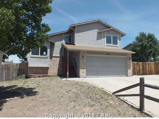 635 Pennington Dr, Colorado Springs, CO 80911