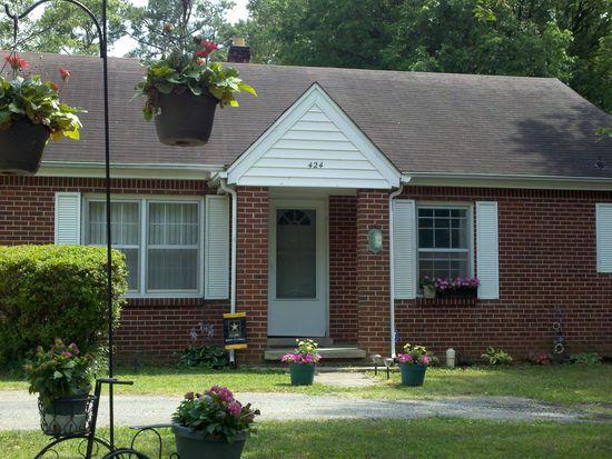 424 Westwood Ave, Jackson, TN 38301