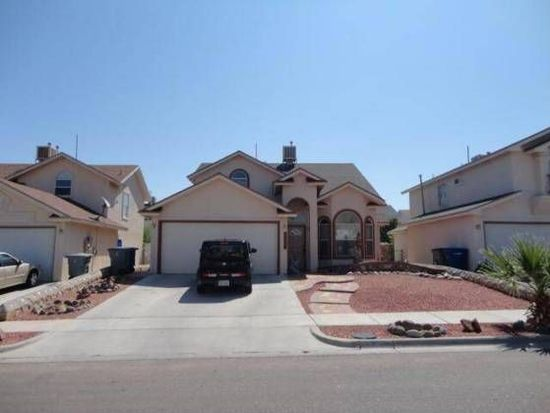 3724 Trina Pl, El Paso, TX 79936
