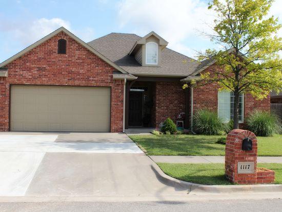 1117 SW 130th St, Oklahoma City, OK 73170