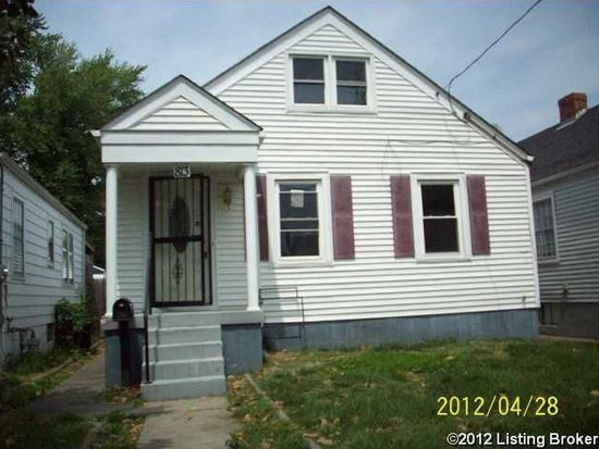 813 W Evelyn Ave, Louisville, KY 40215