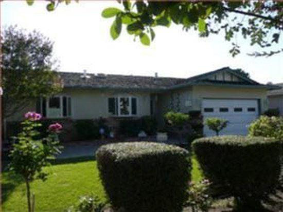 2173 Ashwood Ln, San Jose, CA 95132