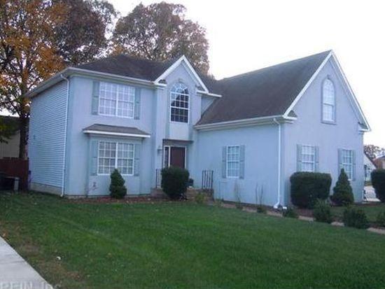 247 Upland Dr, Hampton, VA 23666