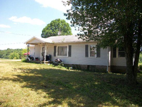 321 Berryhill Farm Dr, Nebo, NC 28761