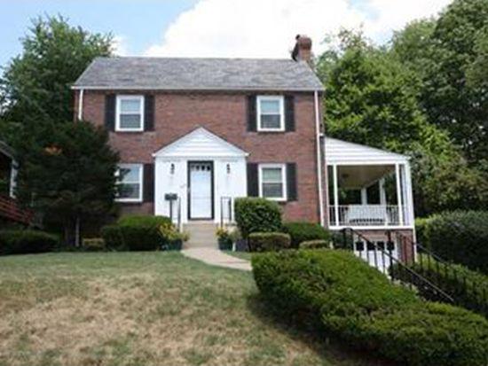 439 Longridge Dr, Pittsburgh, PA 15243