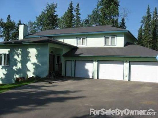 1214 W Chena Hills Dr, Fairbanks, AK 99709