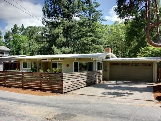 416 Meadow Way, San Geronimo, CA 94963