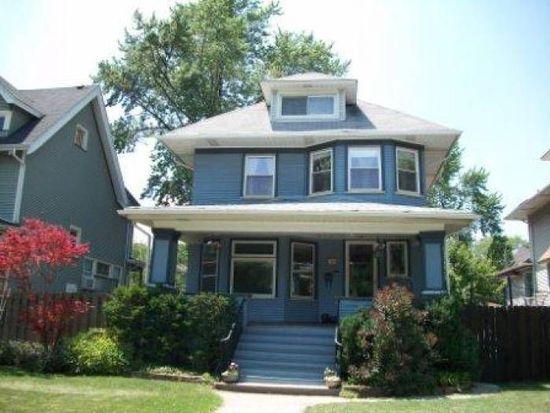 709 S Ridgeland Ave, Oak Park, IL 60304