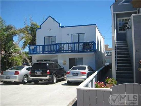 2788-2790 Mission Blvd, Pacific Beach, CA 92109