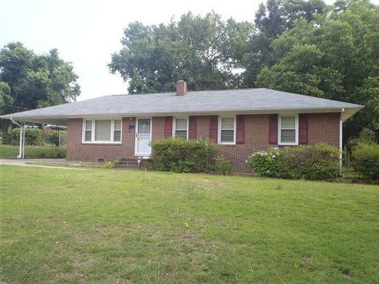 3609 Drayton Rd, Fayetteville, NC 28303