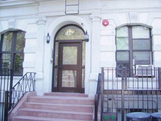 108 W 114th St APT 5A, New York, NY 10026