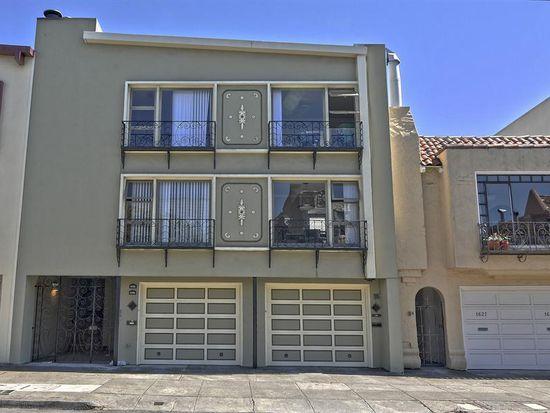 1617-1619 N Point St, San Francisco, CA 94123