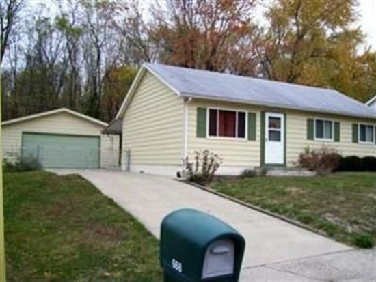 668 Murray Hill Dr, Xenia, OH 45385