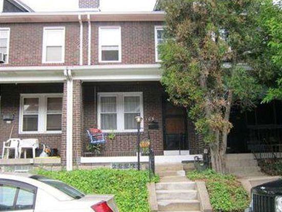105 Penfield Pl, Homewood, PA 15208
