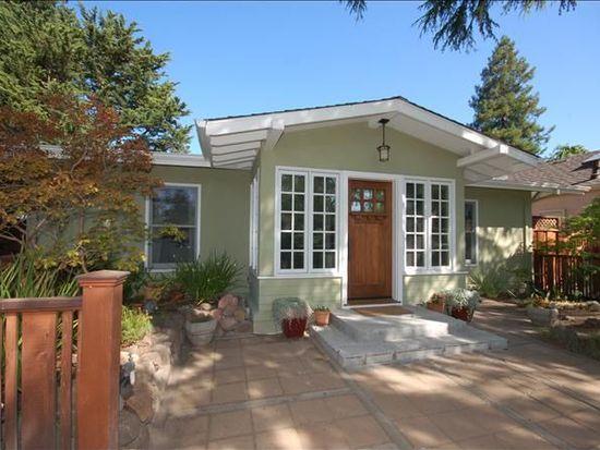 819 Oregon Ave, Palo Alto, CA 94303