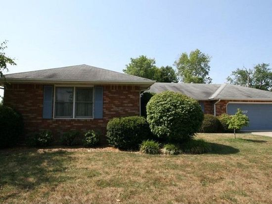 4017 Colonial Dr, Anderson, IN 46012