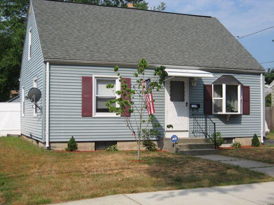 112 Merrimac Ave, Springfield, MA 01104