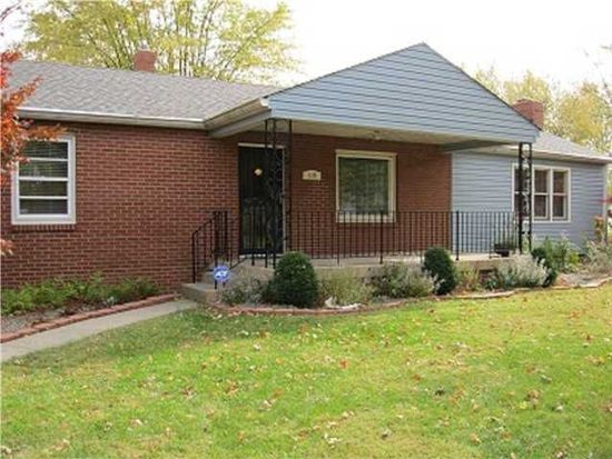 319 N Bazil Ave, Indianapolis, IN 46219
