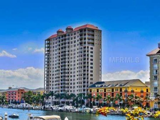 371 Channelside Walk Way UNIT 703, Tampa, FL 33602