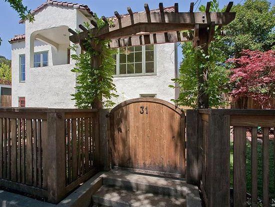 31 Santa Barbara Ave, San Anselmo, CA 94960
