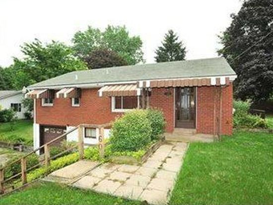 160 Limerick Rd, Wexford, PA 15090