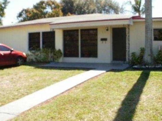 400 NE 134th St, North Miami, FL 33161
