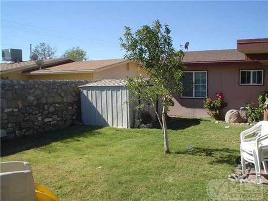 10704 Jadestone St, El Paso, TX 79924