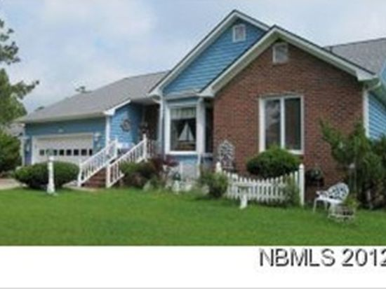 206 Channel Run Dr, New Bern, NC 28562