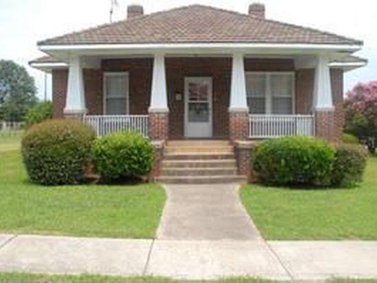 100 Brissie Ave, Greenwood, SC 29646