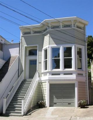 82 Chattanooga St, San Francisco, CA 94114