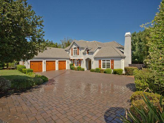 635 Lombardy Way, Emerald Hills, CA 94062