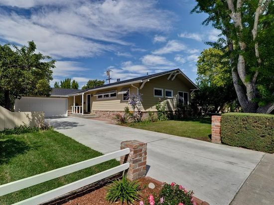 290 Hans Ave, Mountain View, CA 94040