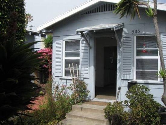 5117 Voltaire St, San Diego, CA 92107