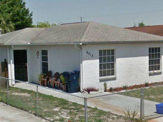4512 E 26th Ave, Tampa, FL 33605