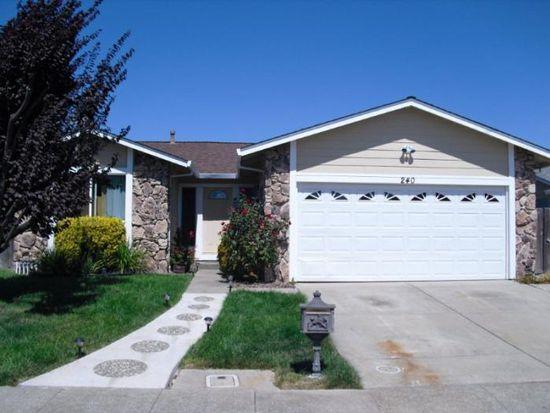240 San Andreas St, Vallejo, CA 94589