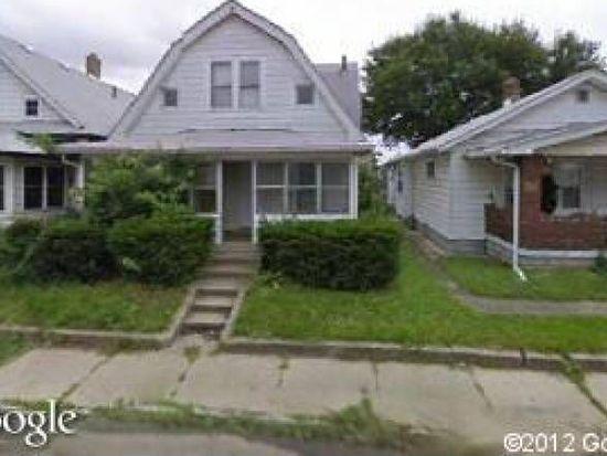 39 E Legrande Ave, Indianapolis, IN 46225