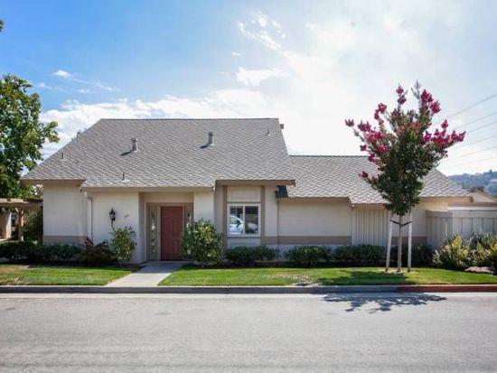 115 Escobar Ave, Los Gatos, CA 95032