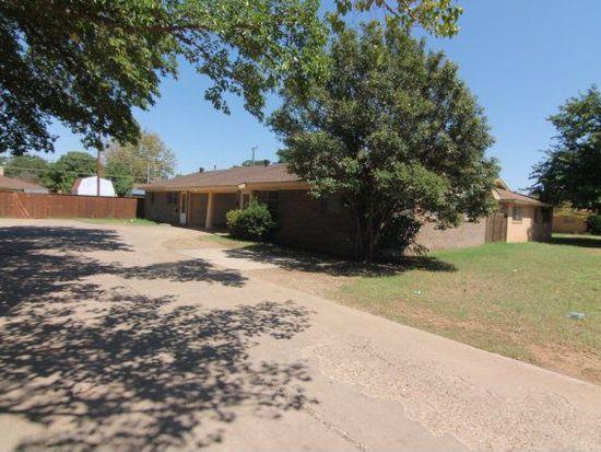 1618 58th St, Lubbock, TX 79412