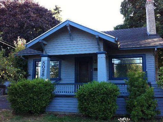 5028 SE Long St, Portland, OR 97206