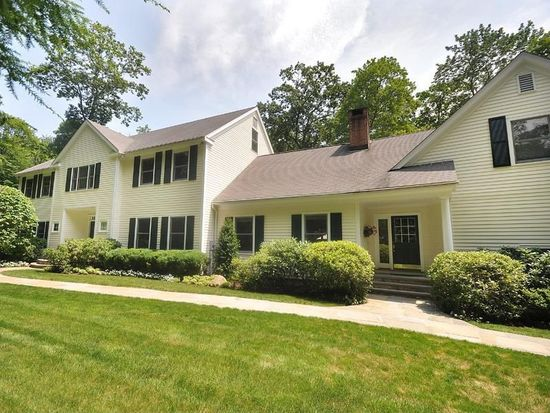 191 Smith Ridge Rd, New Canaan, CT 06840