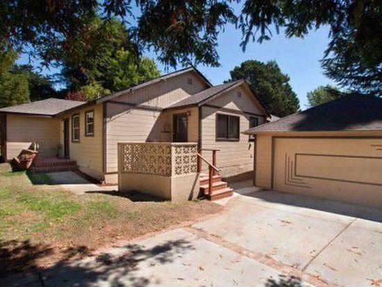 2705 Carmelita Ave, Belmont, CA 94002