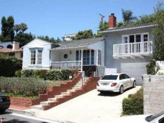 1627 Sunset Ave, Santa Monica, CA 90405