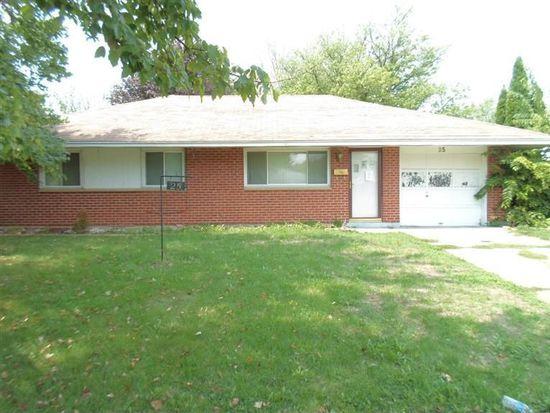 25 Brookhaven Dr, Dayton, OH 45426