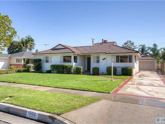 1000 Oakdale Ave, Fullerton, CA 92831