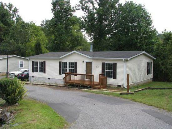 45 Goose Creek Rd, Swannanoa, NC 28778