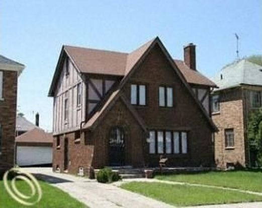 17335 Prairie St, Detroit, MI 48221
