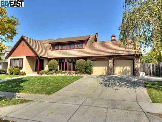 583 Becado Pl, Fremont, CA 94539